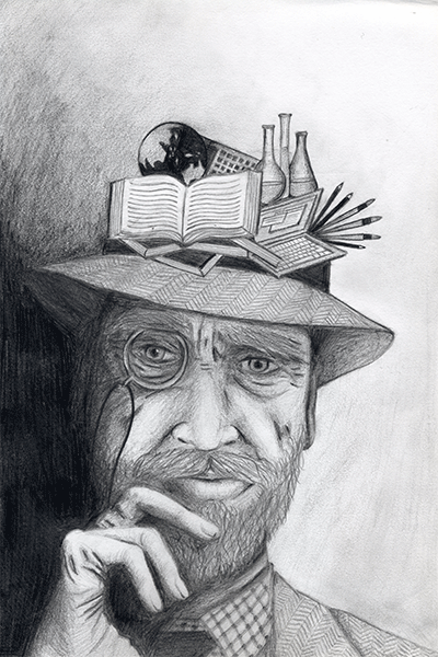 'The Professor' image